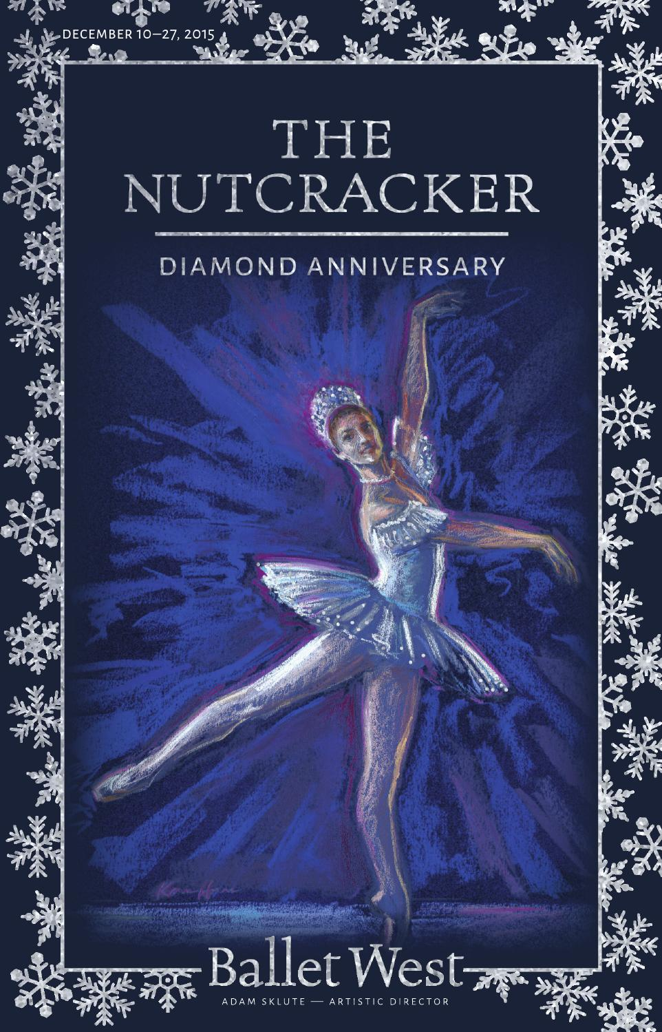 ballet west the nutcracker by mills publishing inc issuu the nutcracker 2015