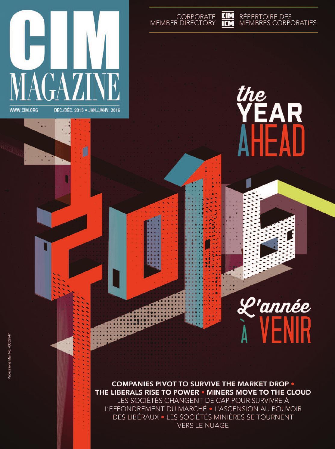 cim magazine december 2015 january 2016