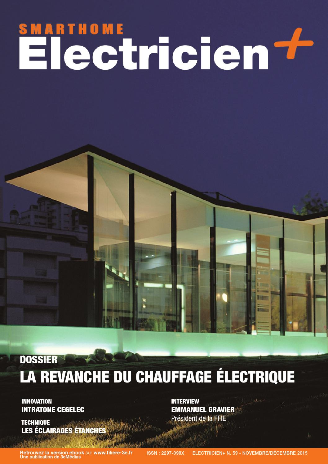smarthome lectricien 59