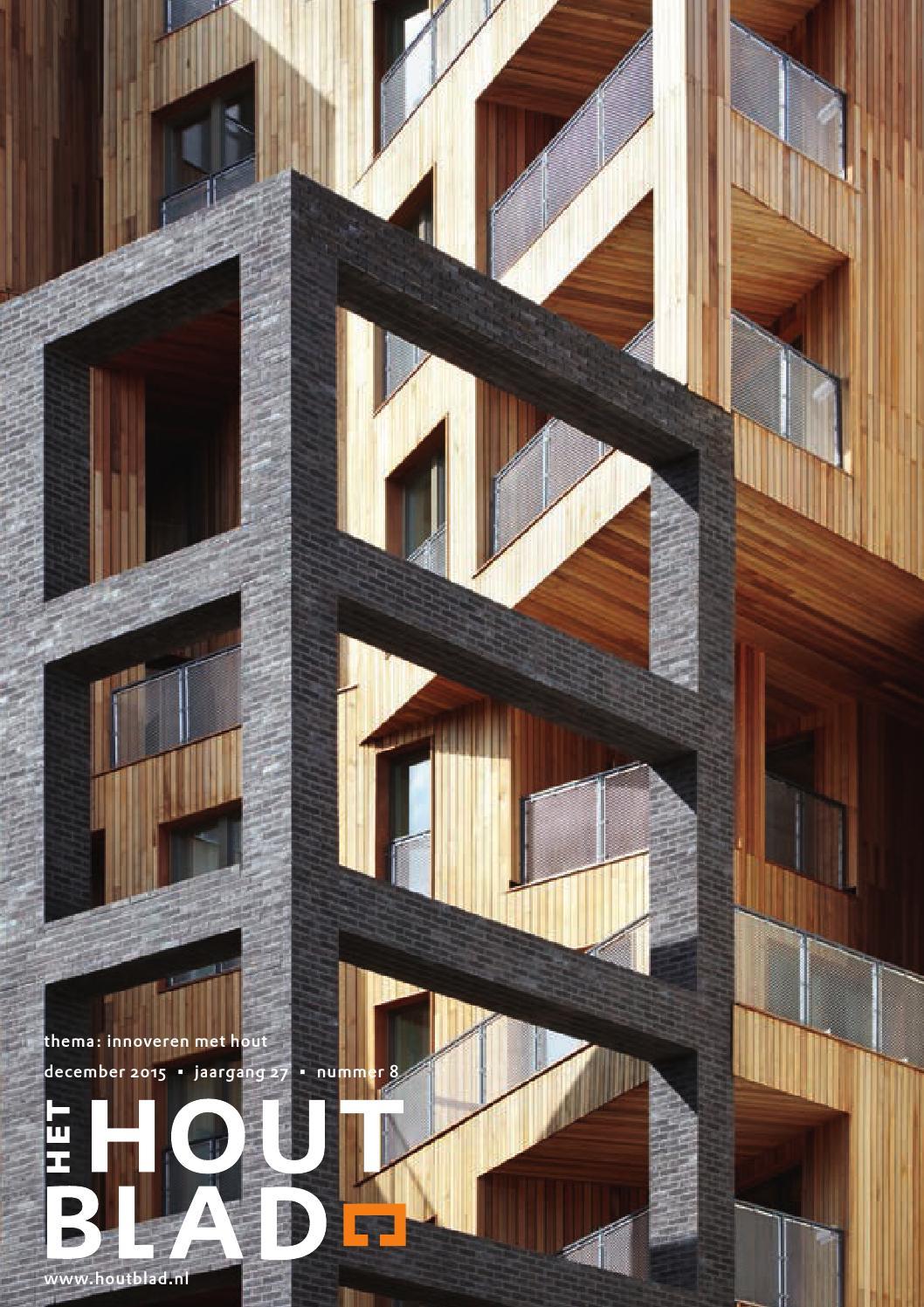 Het houtblad 4/2016 by het houtblad   issuu