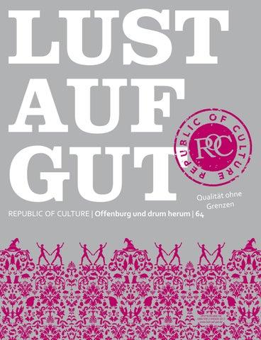 LUST AUF GUT Magazin | Offenburg Nr. 64