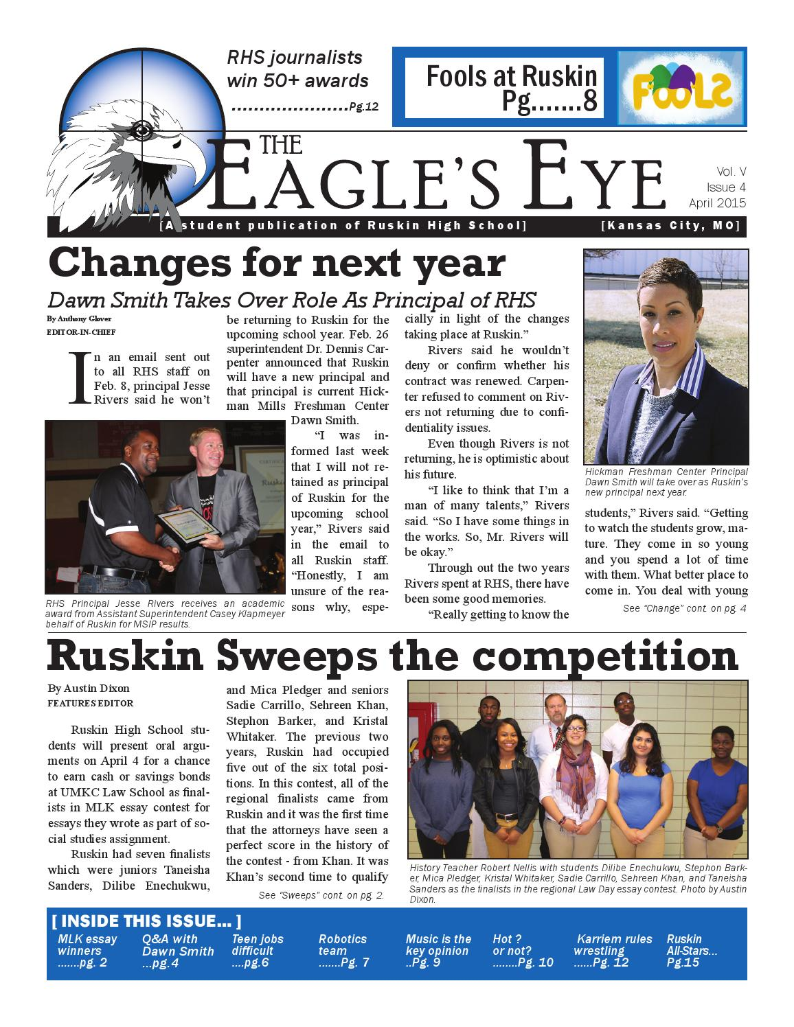 eagle s eye by laura williams issuu