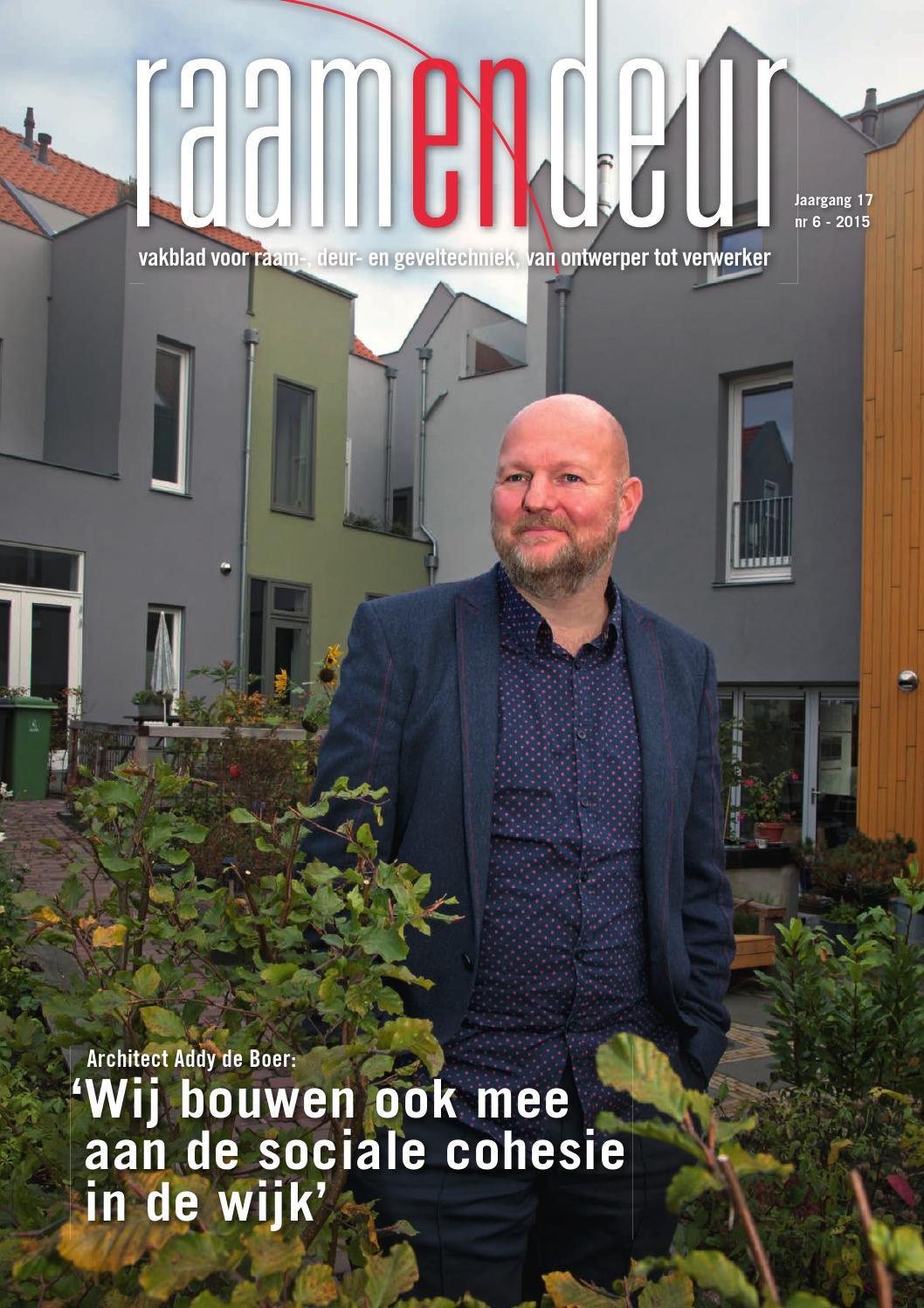 Raam en deur 6 2015 by edgar molijn   issuu