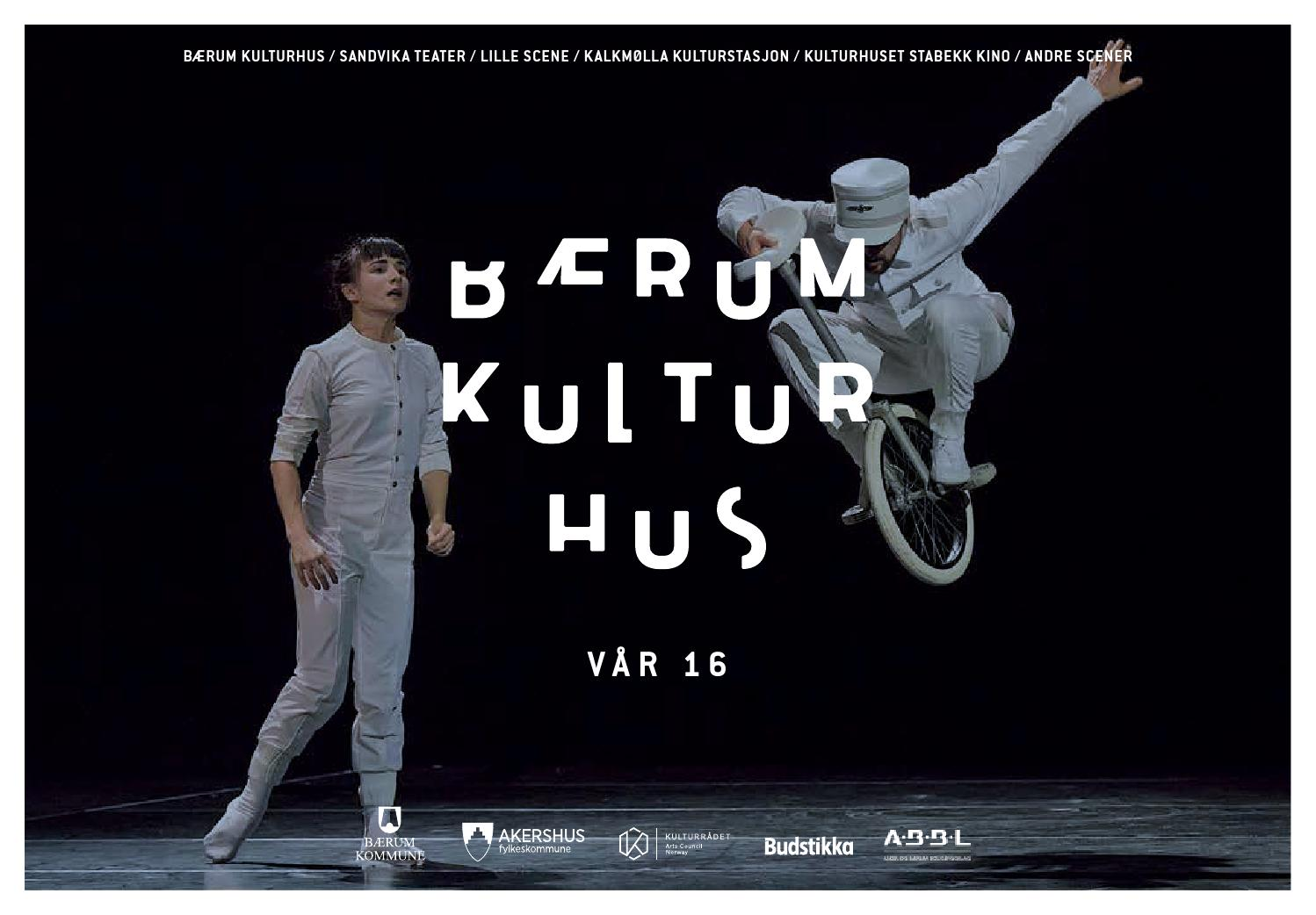 Bærum kulturhus program