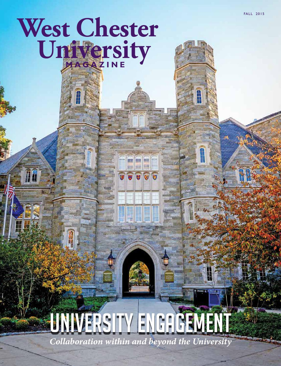 west chester university magazine winter spring by west west chester university magazine winter spring 2015 by west chester university issuu