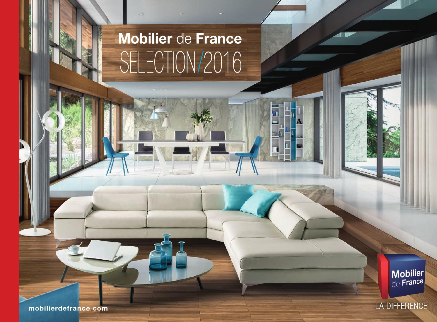 mobilier de france catalogue 2016 by communication issuu. Black Bedroom Furniture Sets. Home Design Ideas
