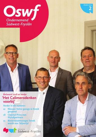 Ondernemend Súdwest-Fryslân juni 2015