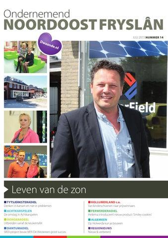 Ondernemend Noordoost Fryslân juli 2015