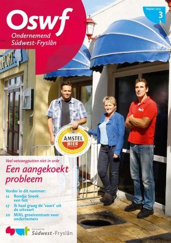 Ondernemend Súdwest-Fryslân september 2015