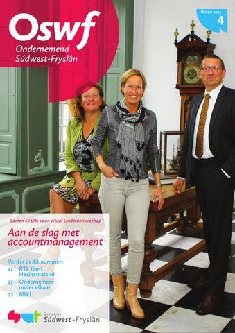 Ondernemend Súdwest-Fryslân december 2015