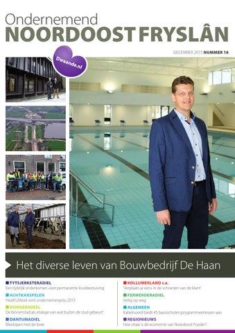 Ondernemend Noordoost Fryslân december 2015