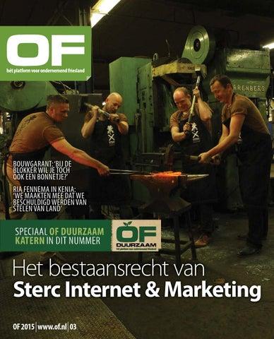 Ondernemend Friesland editie 3 mei 2015