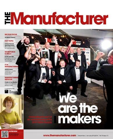 The Manufacturer Dec-Jan 2015/16