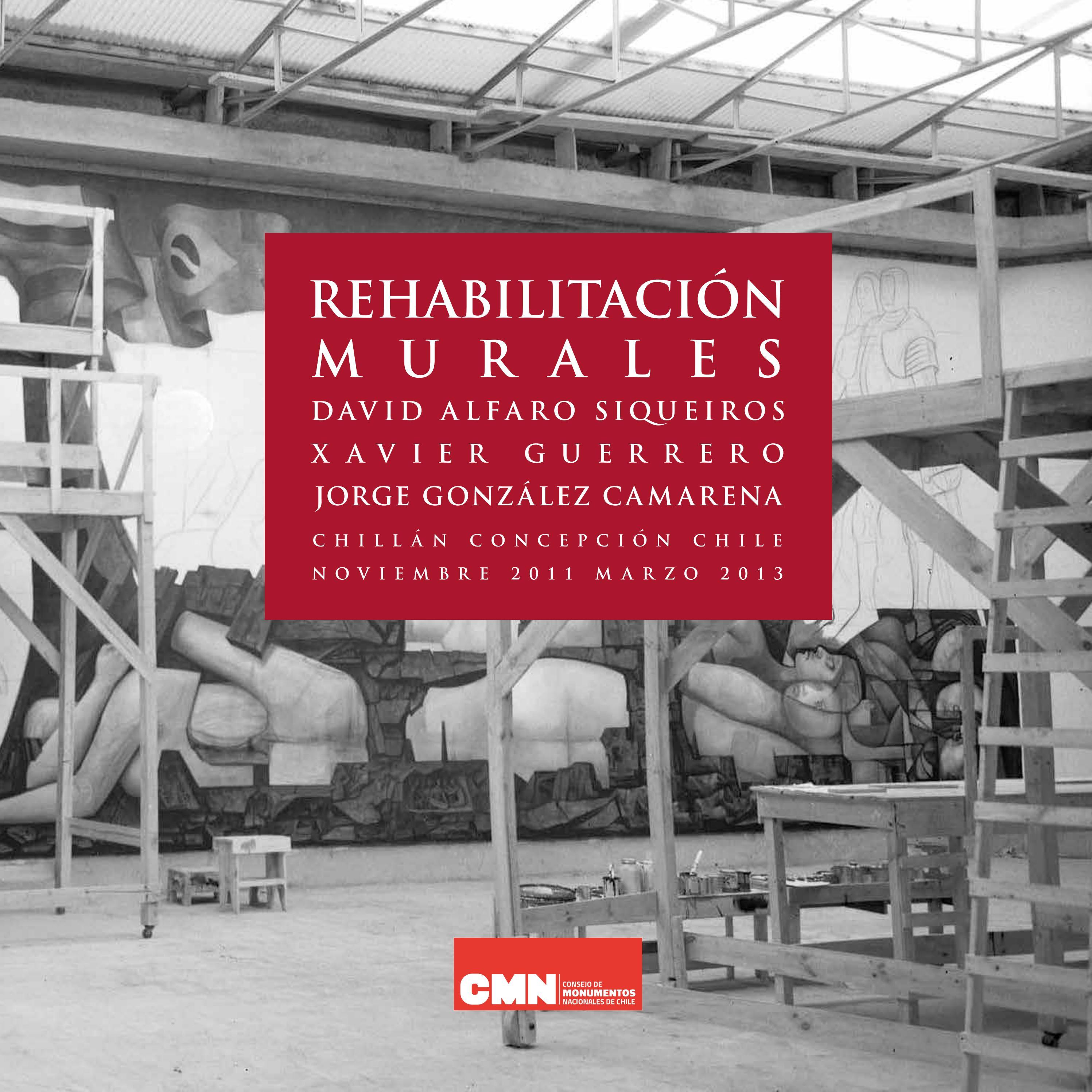 Rehabilitaci n murales david alfaro siqueiros xavier for El mural de siqueiros en argentina