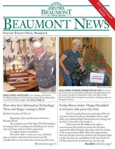 Beaumont News December 2015