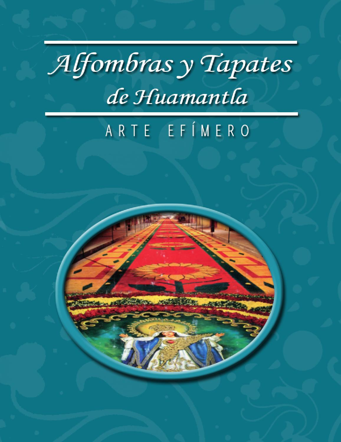 Alfombras y tapetes de huamantla by sergio vazquez issuu for Alfombras y tapetes