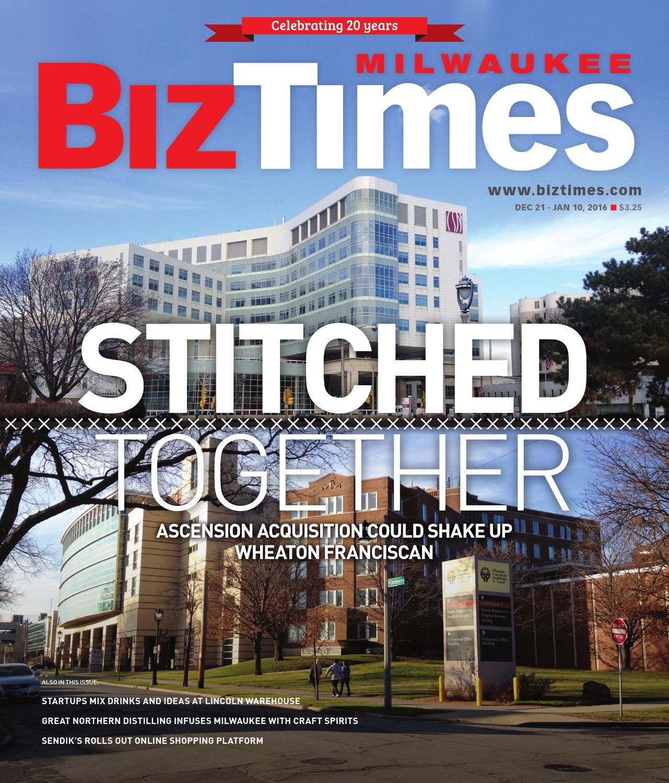 BizTimes Milwaukee   December 21, 2015 by BizTimes Media ...