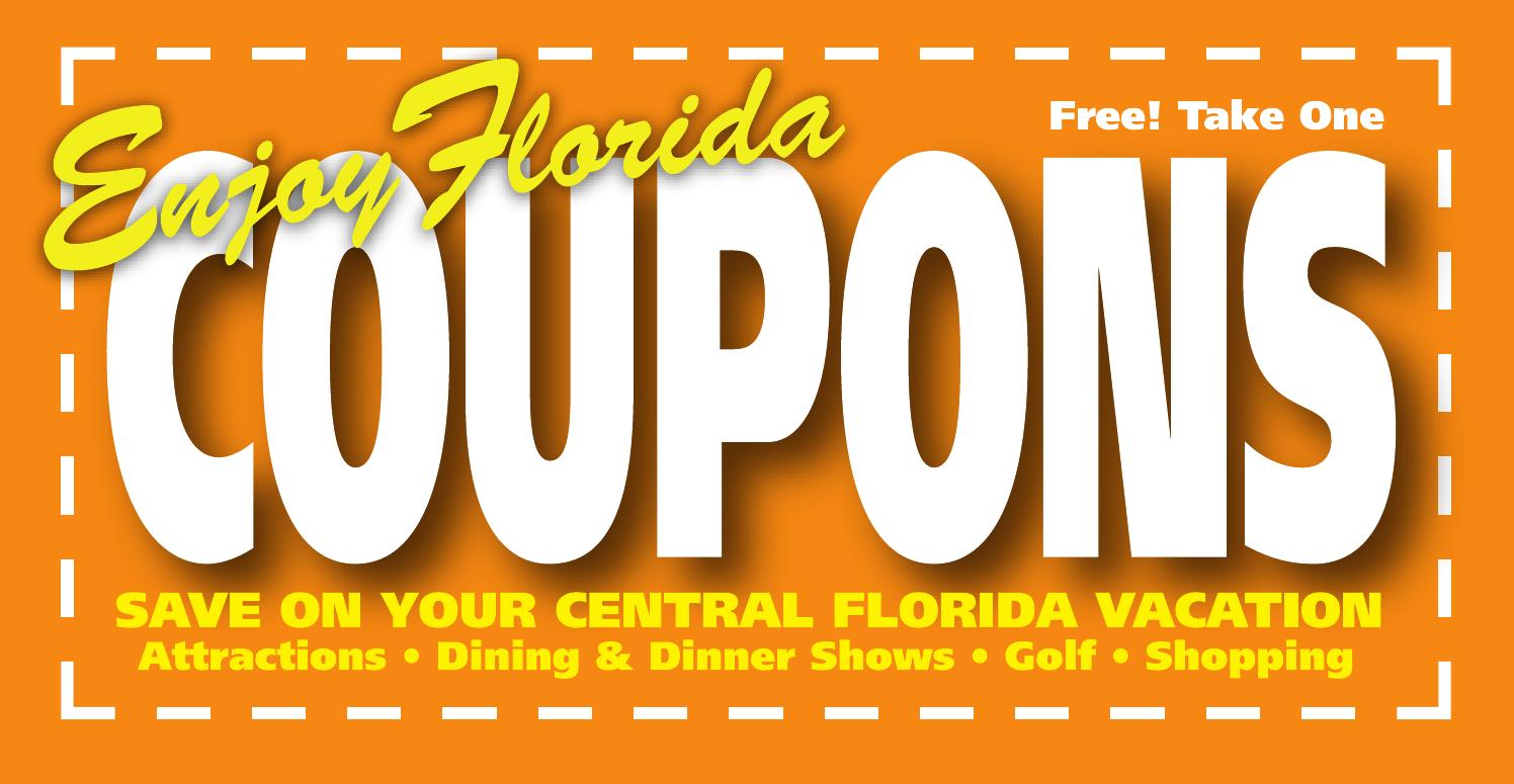 Get Deal Free Coupon Books For Florida - relbornbingzarword.gq CODES Get Deal Get Deal free coupon books for florida - relbornbingzarword.gq CODES Get Deal Get Deal Free travel coupons and discounts for up to 70% off Orlando hotel rooms, cheap car rentals, theme park discounts, half price shows, the world's top attractions, activities and exclusive offers for Orlando.