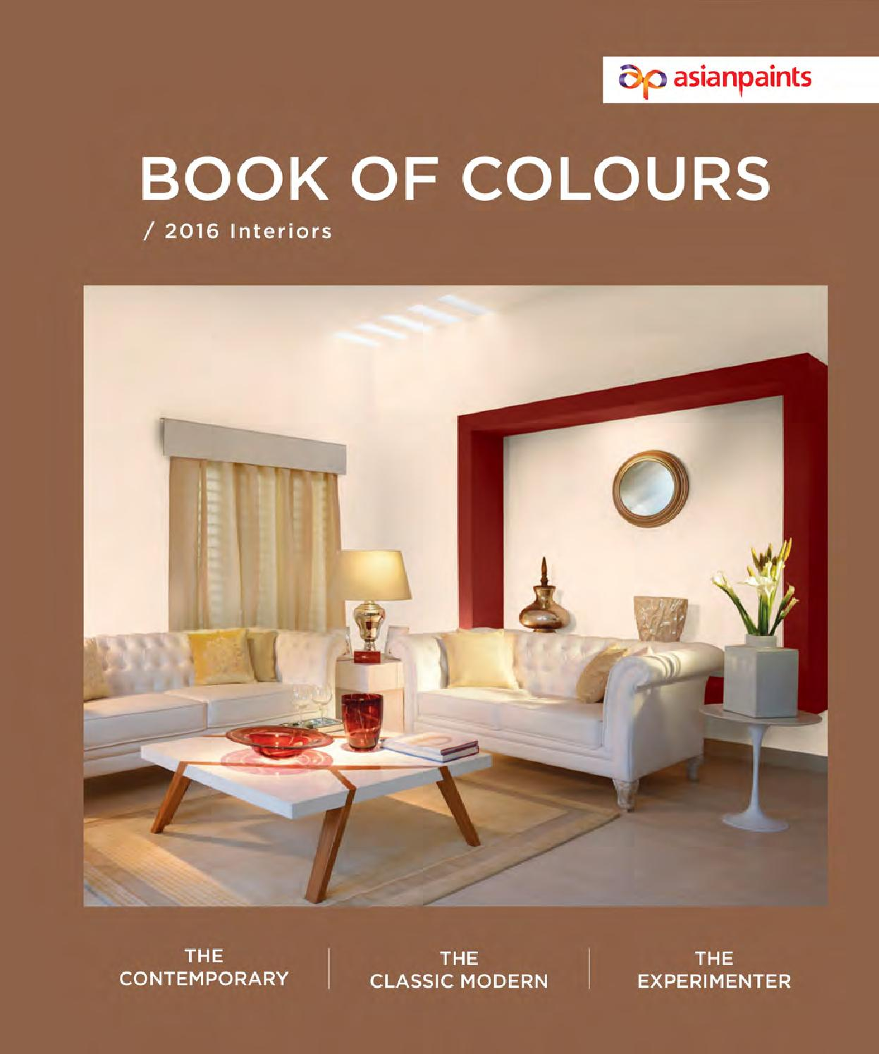 ap book of colours by asian paints limited issuu