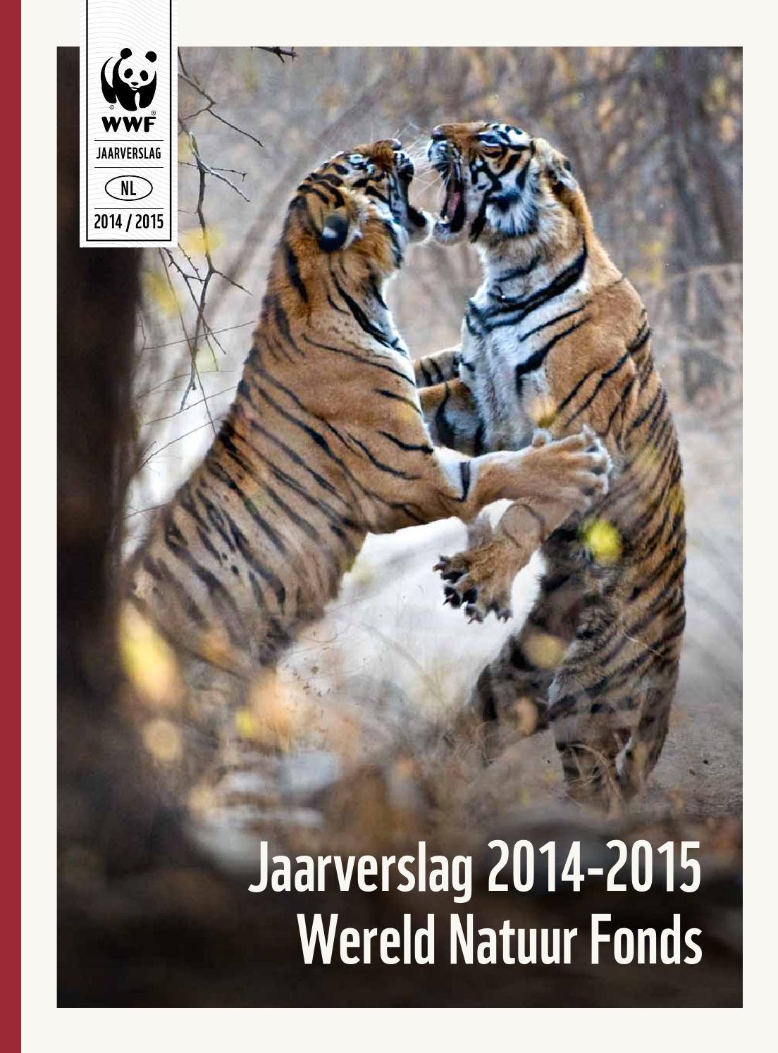 Jaarverslag WNF 2014   2015 by Wereld Natuur Fonds   issuu