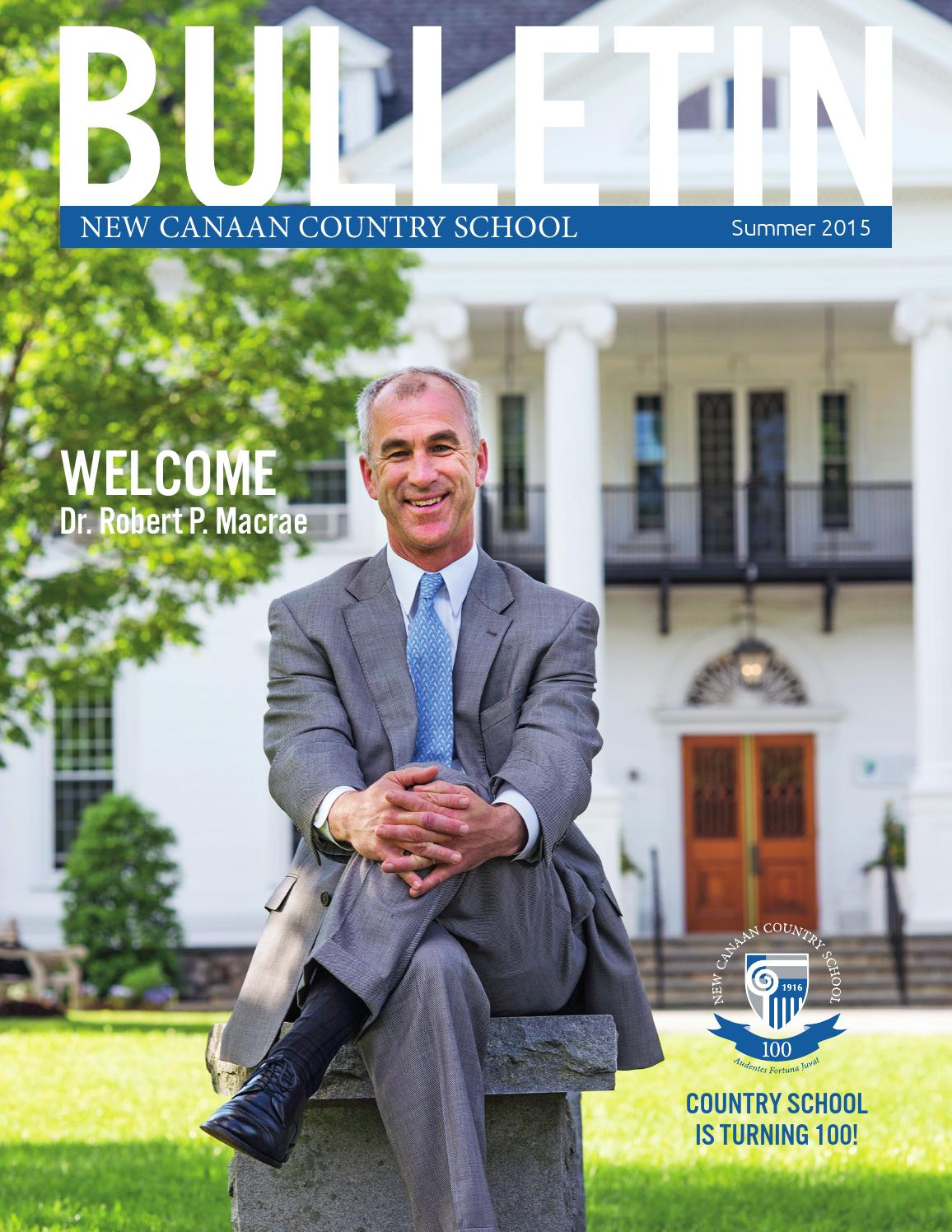 new canaan country school bulletin spring summer by good new canaan country school bulletin spring summer 2015 by good design issuu