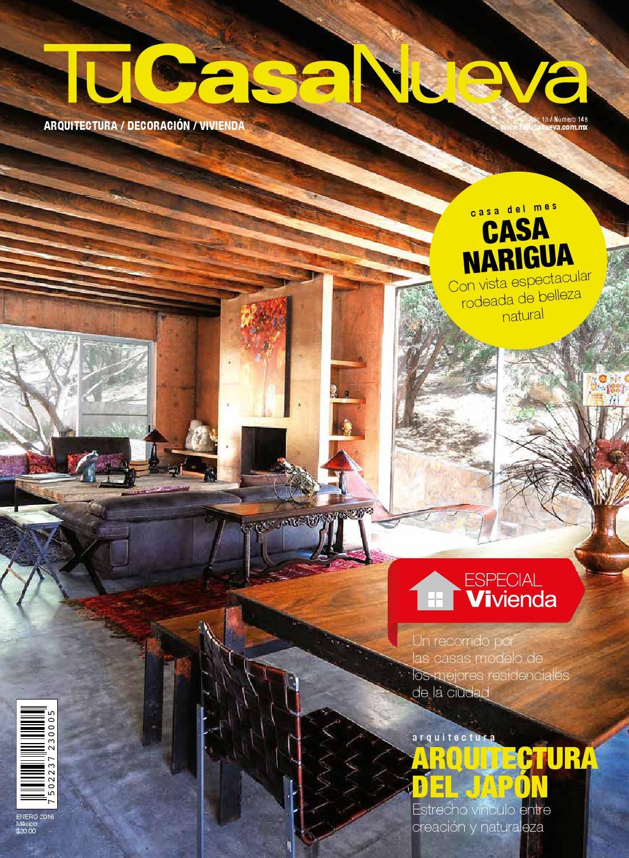 Tu casa nueva enero 2016 by editorial ferrato issuu for Expo casa y jardin 2015 wtc
