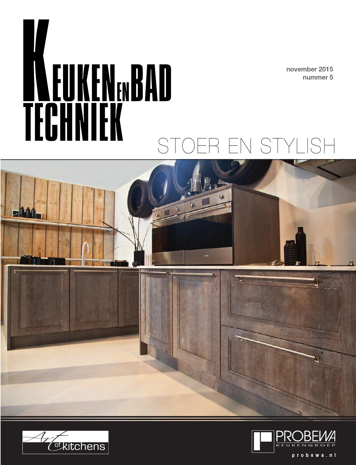 Keuken en badtechniek no.4 september 2011 by uitgeverij de schouw ...