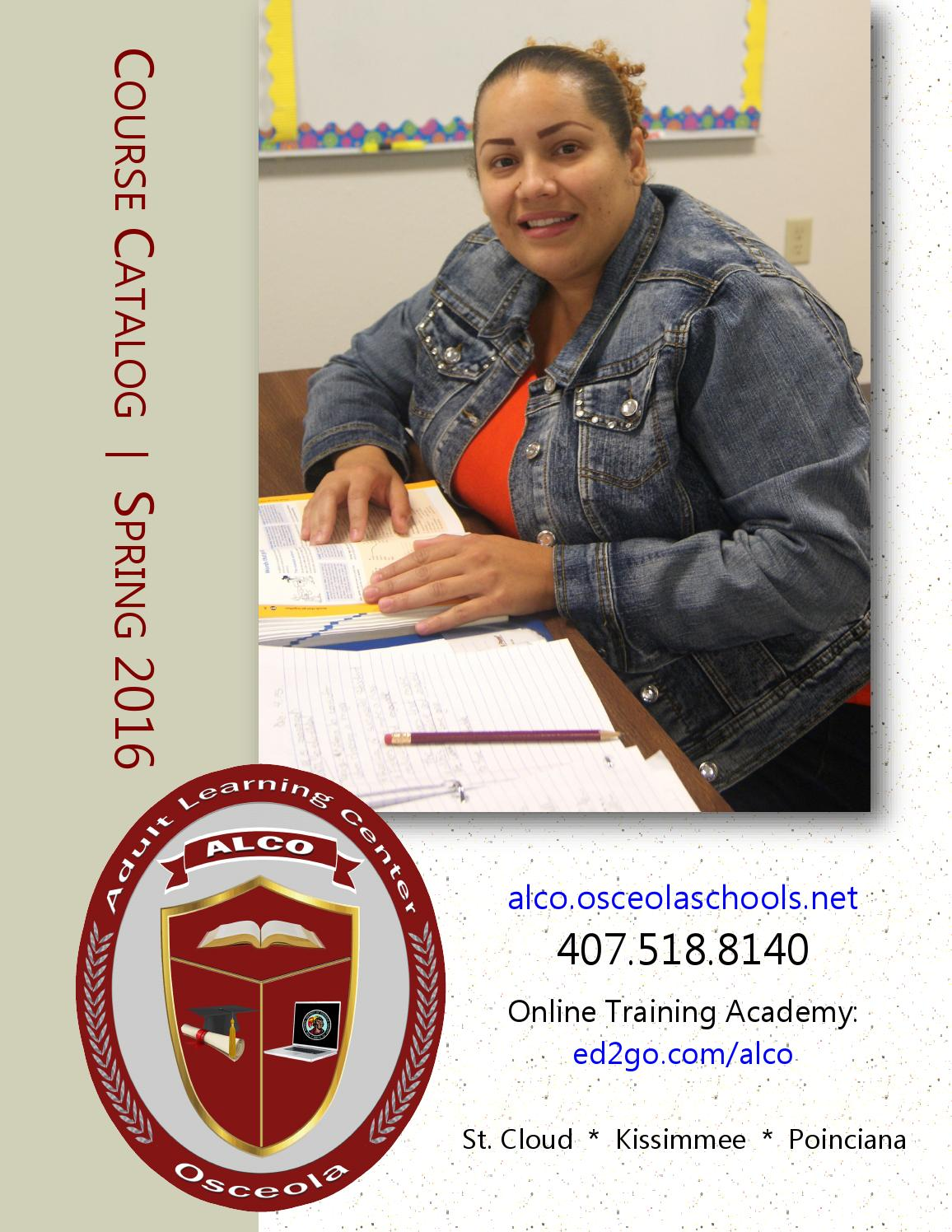 Adult Learning Center Osceola 84