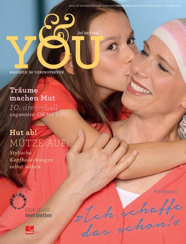 DKMS LIFE Magazin &you 2/2015