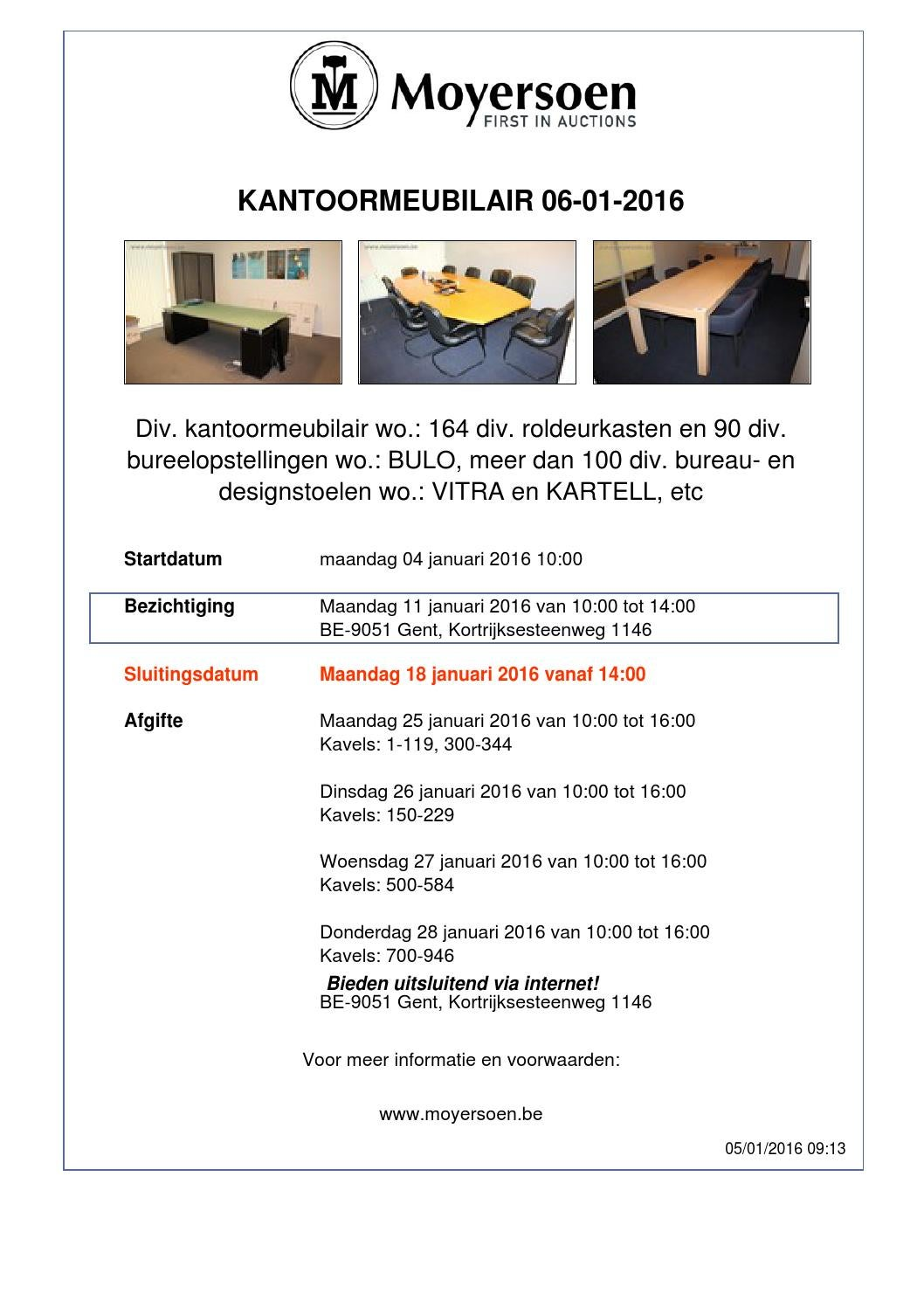 kantoormeubilair 06 01 2016 by moyersoen issuu