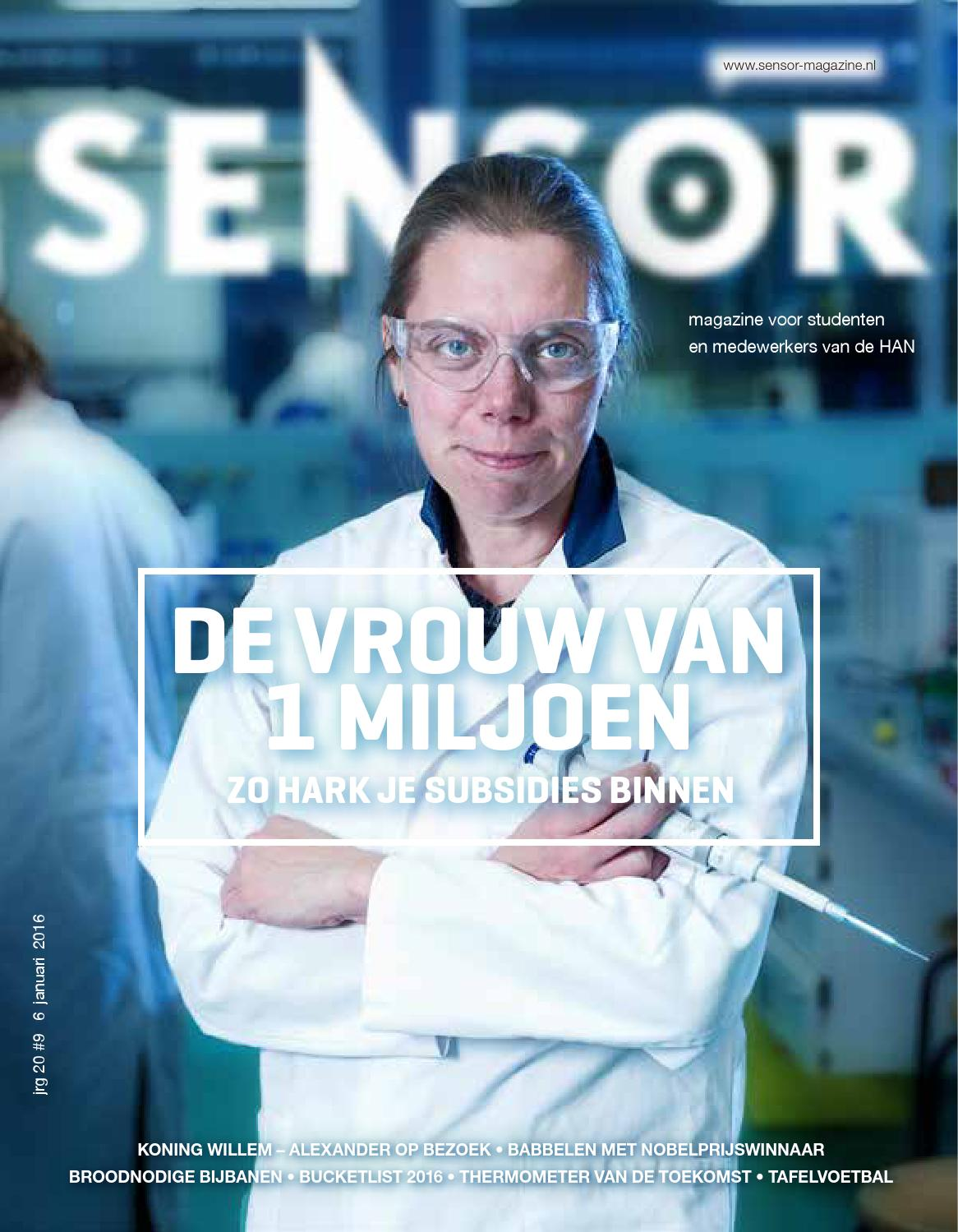 Sensor jr20 nr09 small by Sensor magazine - issuu