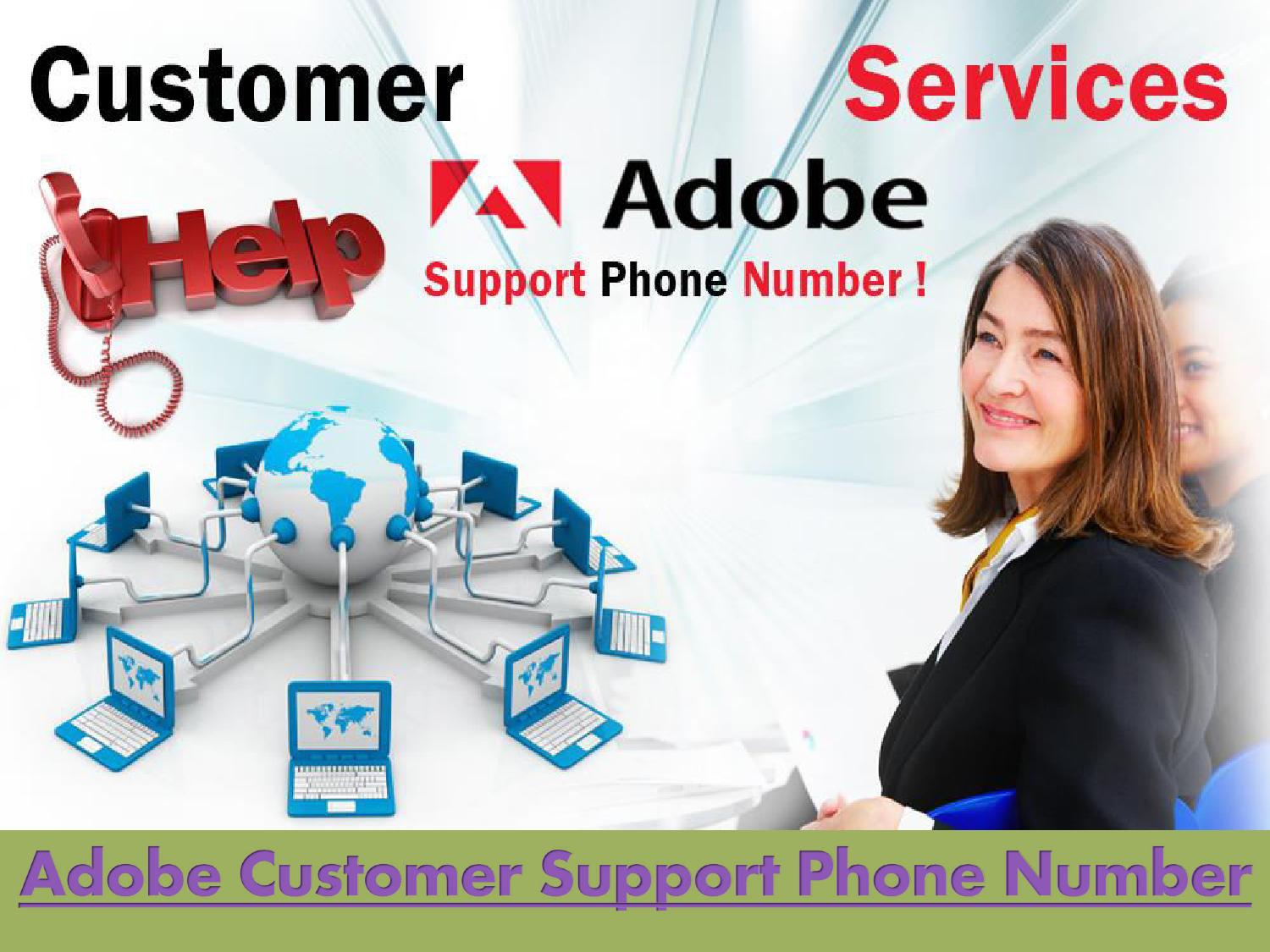 how to contact adobe support