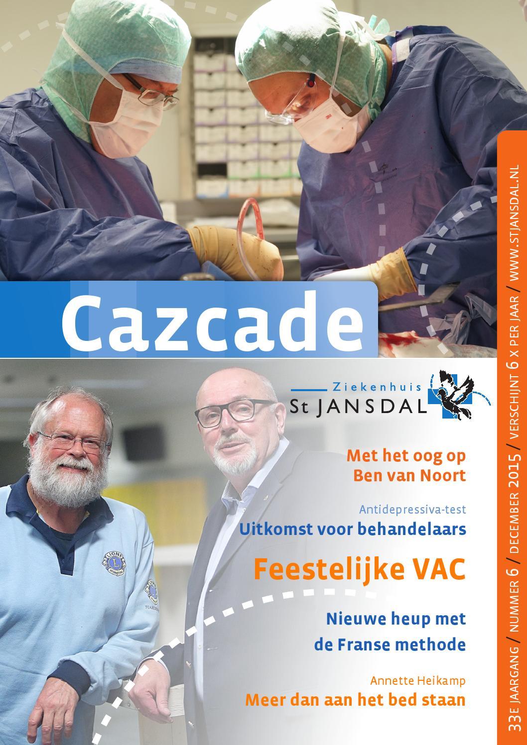 Cazcade december 2015 by ziekenhuis st jansdal   issuu