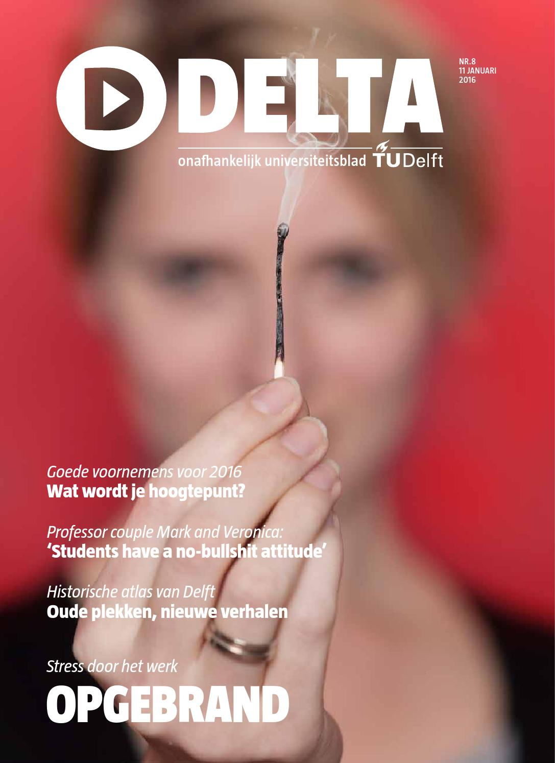 Delta TU Delft by Frank Nuijens - issuu