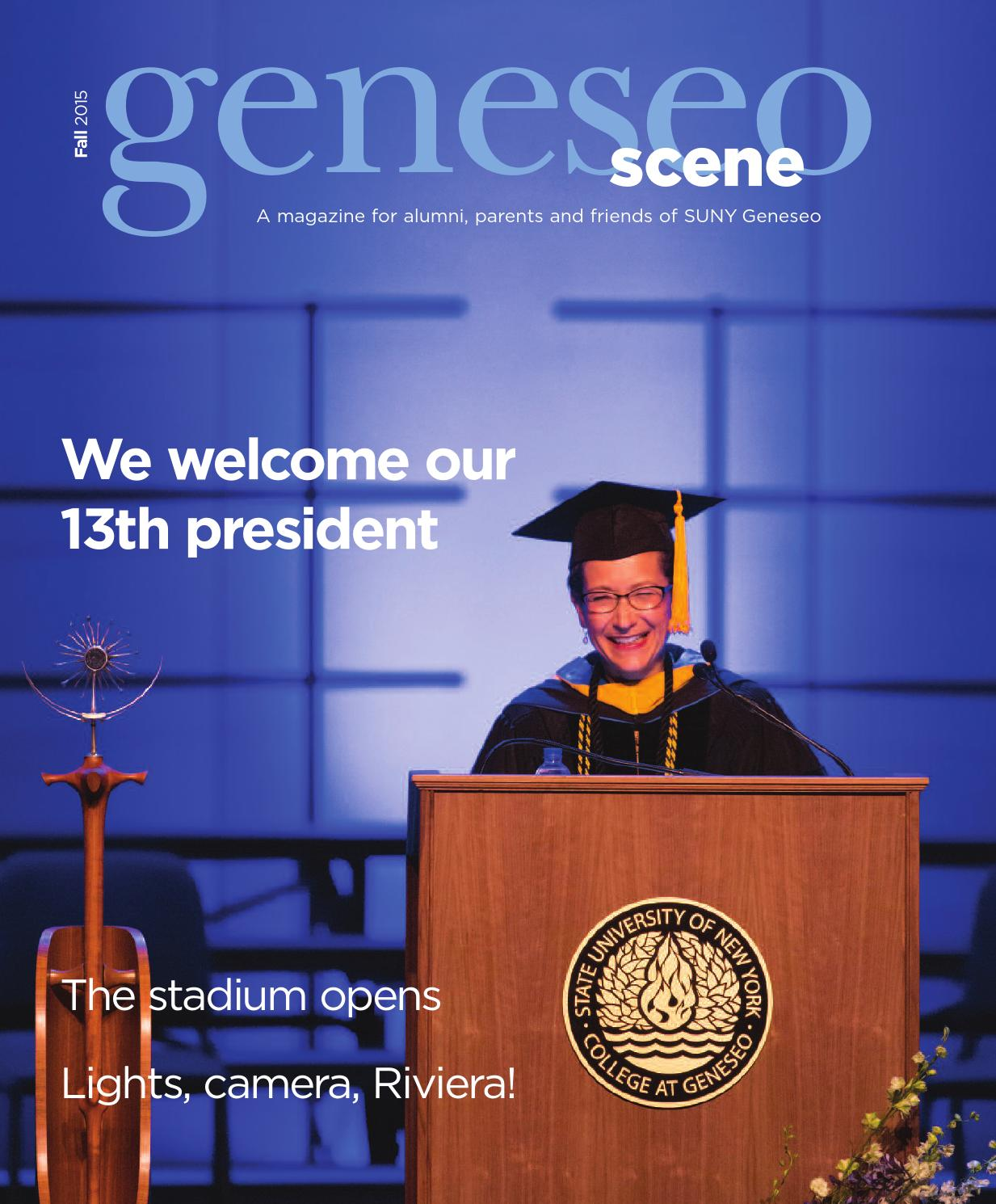 What are my chances to get accepted into SUNY geneseo?