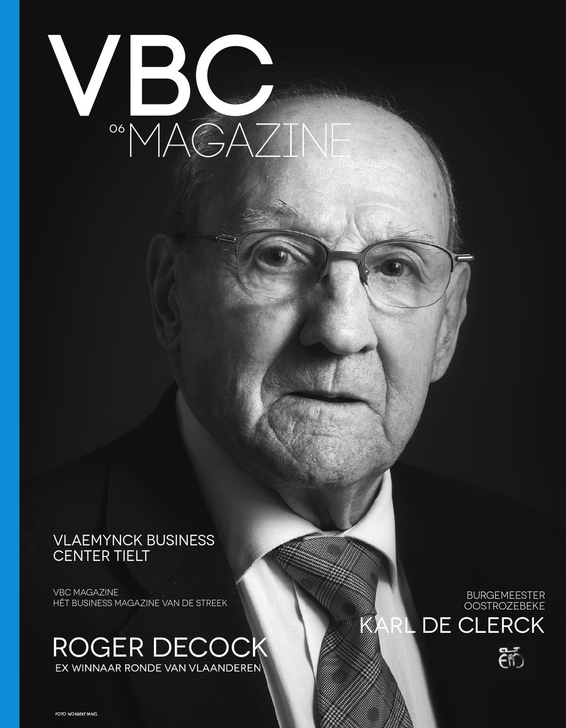 Vbc magazine 06   januari juni 2016 by vlaemynck busines center ...
