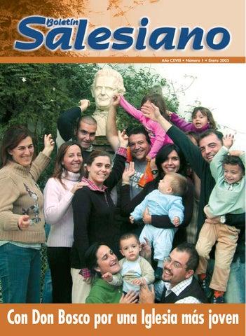 Boletin Salesiano Enero 2005