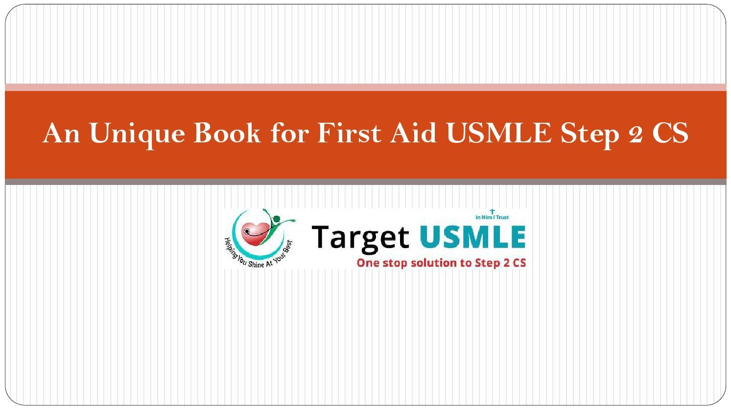 Additional First Aid Books