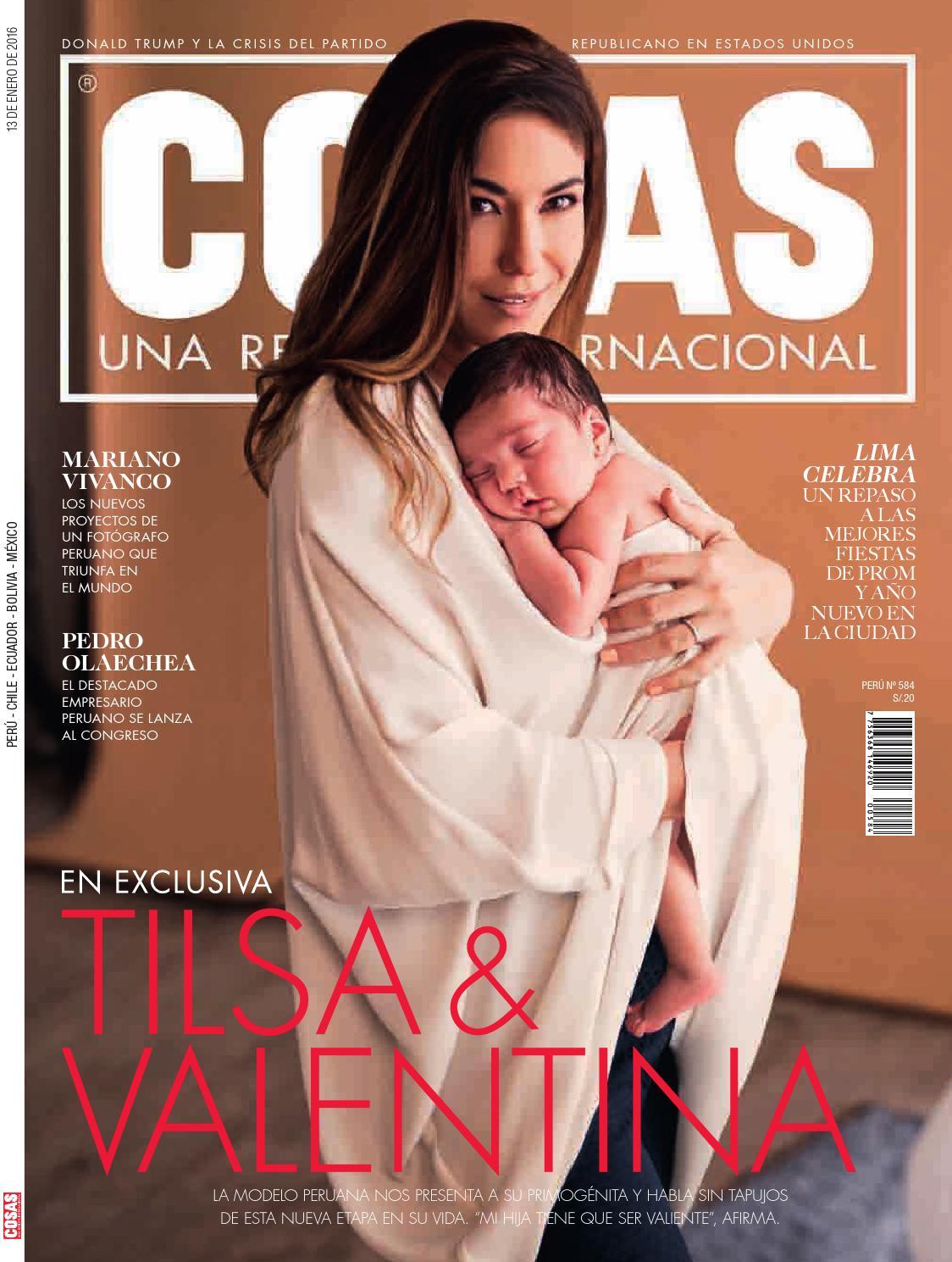 Revista COSAS - Edición 584 by Revista COSAS Perú - issuu Felipe De Osma Berckemeyer