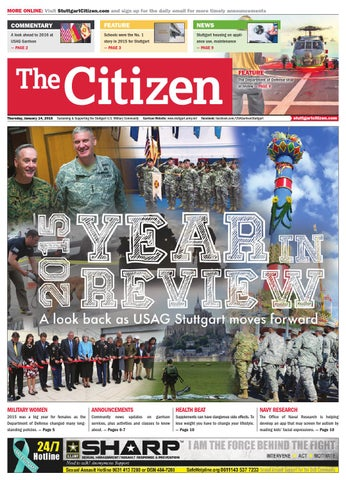 The Citizen - January 14, 2016