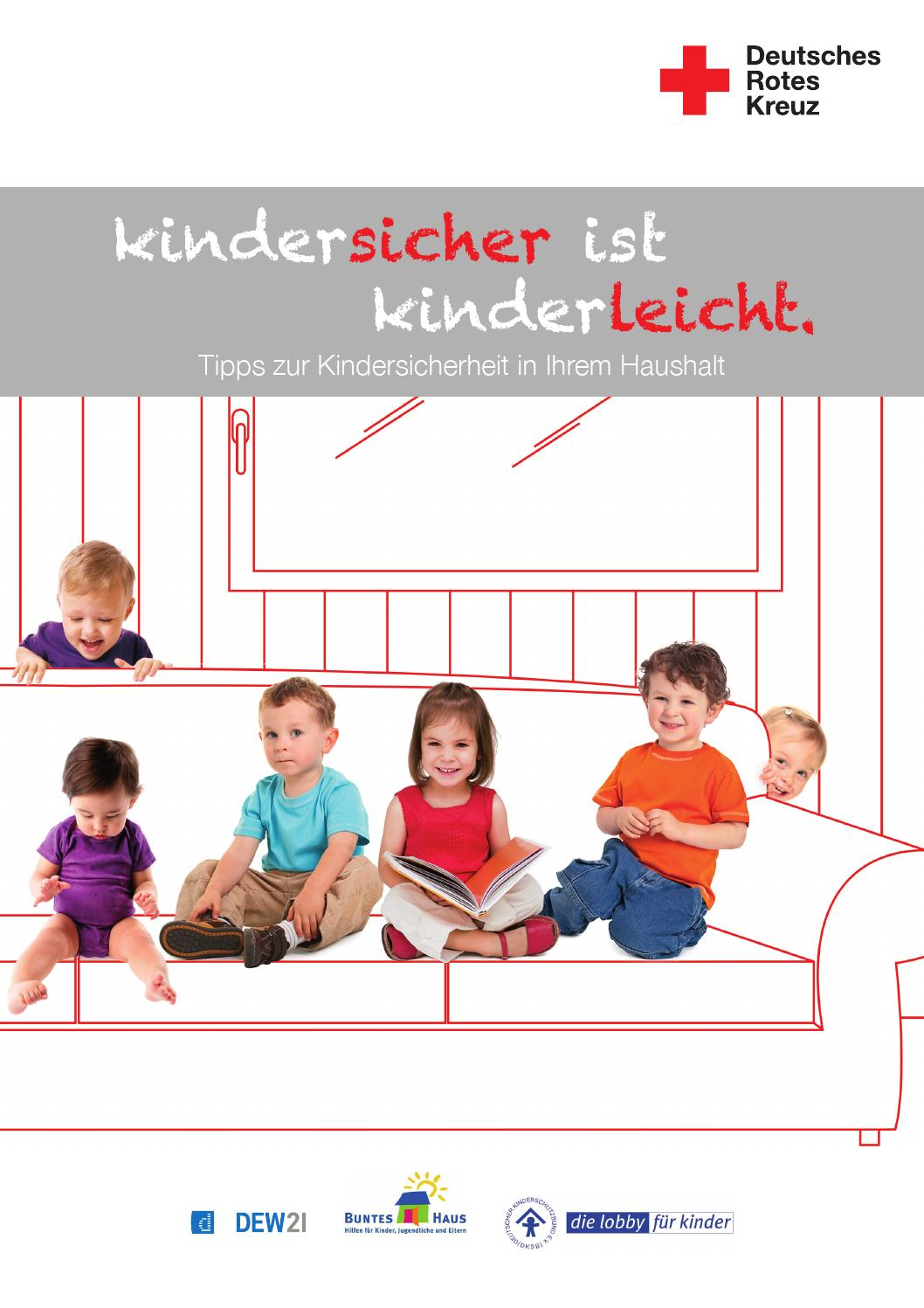 brosch re kindersicherheit by commit mbdk issuu. Black Bedroom Furniture Sets. Home Design Ideas