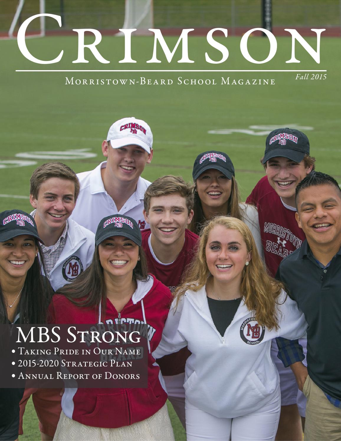 crimson fall by mbs communications issuu
