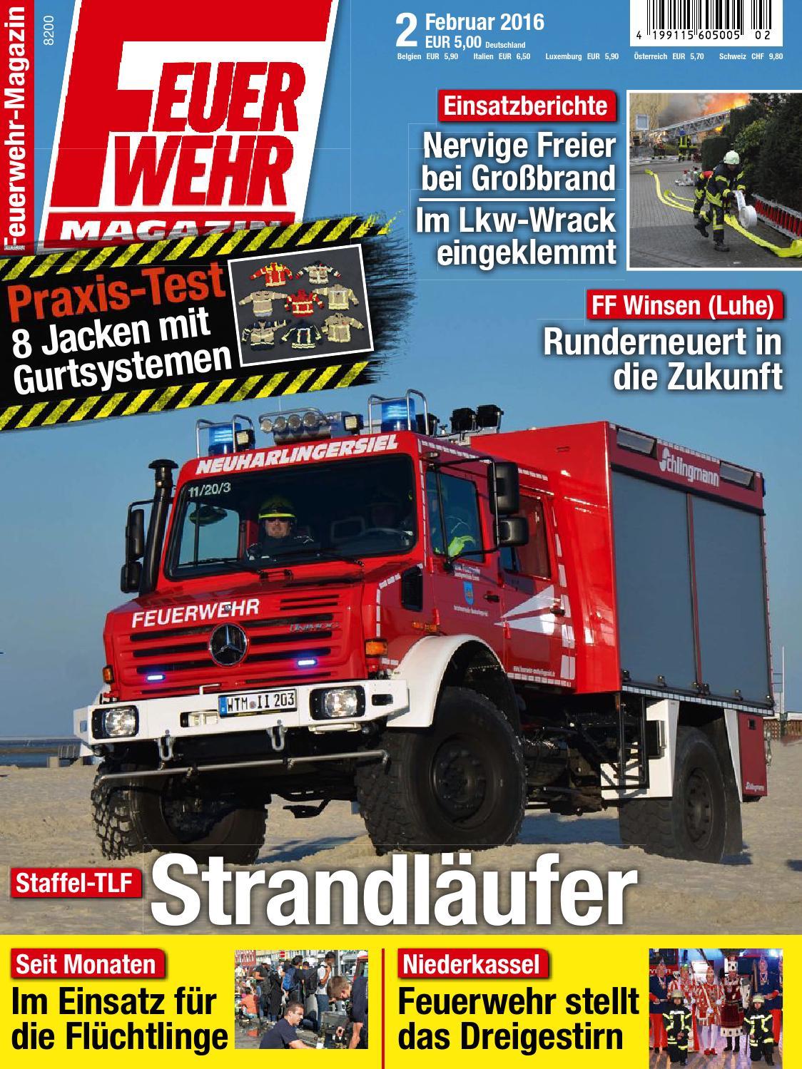 Feuerwehr magazin april 2015 by Augusto Dantas - issuu