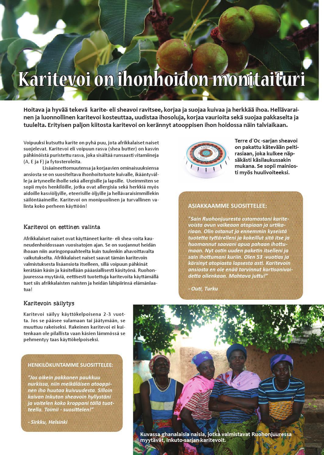 afrikkalaiset naiset Kurikka