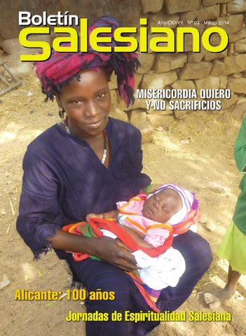 Boletín Salesiano Marzo 2014