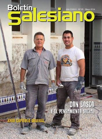 Boletín Salesiano Mayo 2014