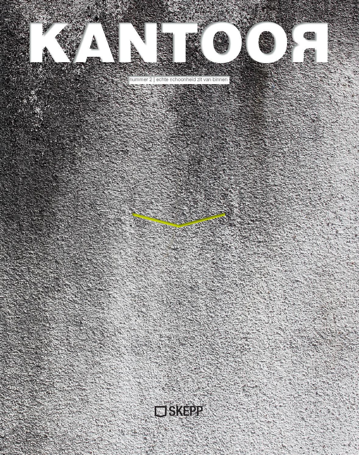 Kantoor ga je mee back II the future by SKEPP design+build - issuu