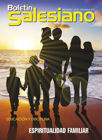 Boletín Salesiano septiembre 2014