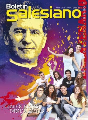 Boletín Salesiano Enero 2015