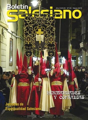 Boletín Salesiano Marzo 2015